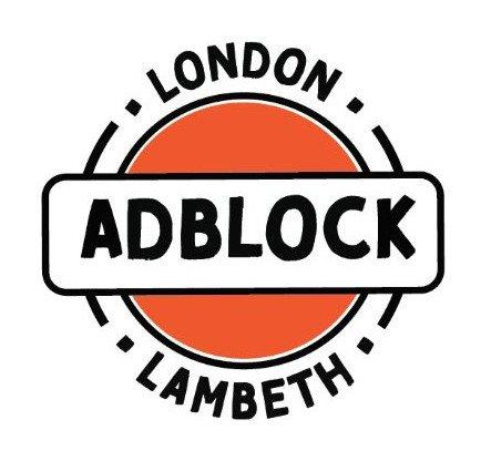 Adblock Lambeth logo