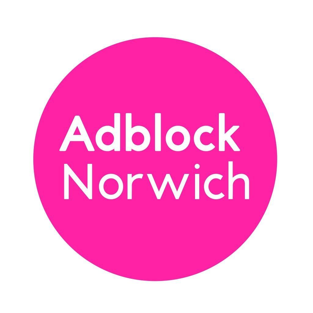 Adblock Norwich logo